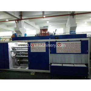 High Speed ​​Pallet Wrap Produksi Film Line